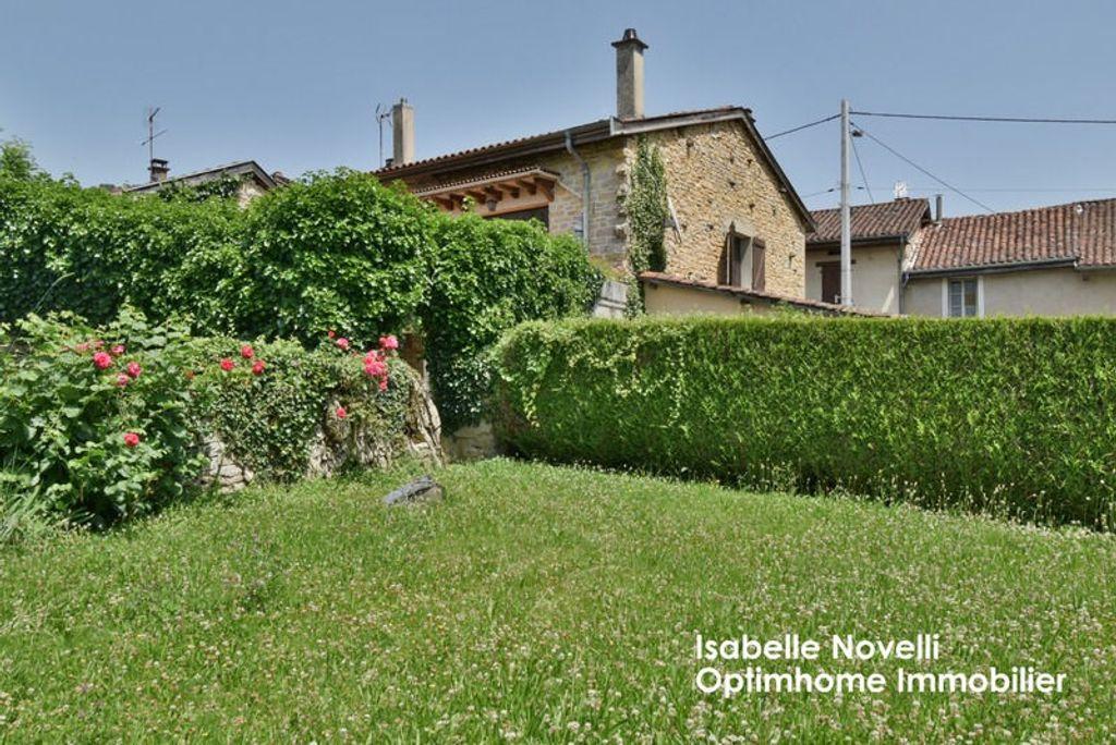 Achat maison 3chambres 144m² - Courmangoux