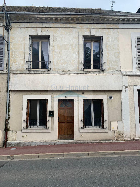 Achat maison 3chambres 101m² - Châteaudun