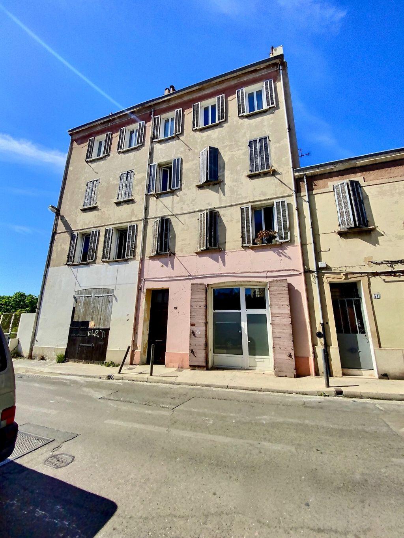 Achat appartement 4pièces 67m² - Marseille 4ème arrondissement