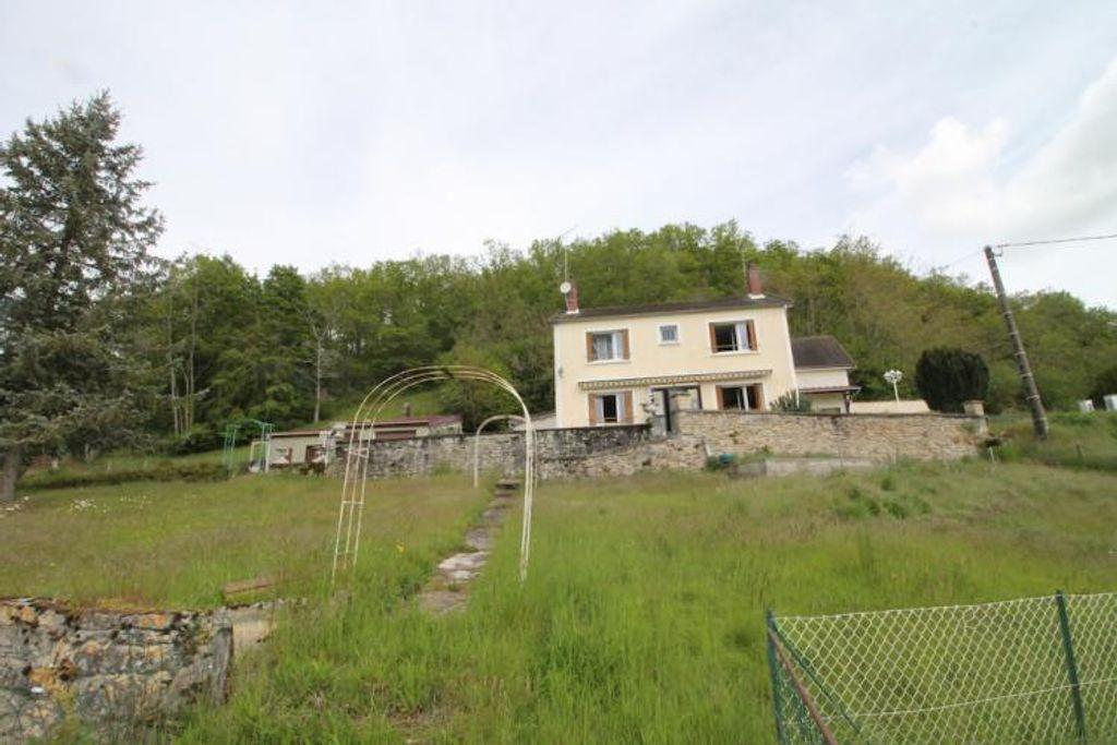 Achat maison 2chambres 109m² - La Chapelle-Saint-André