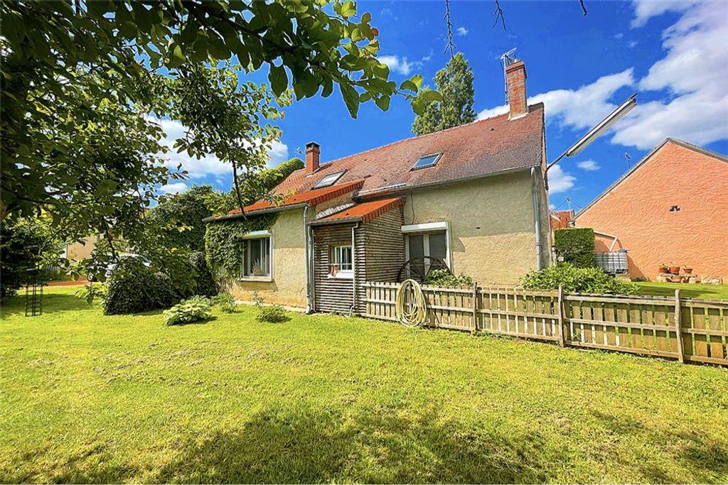 Achat maison 3chambres 109m² - Saint-Martin-sur-Nohain