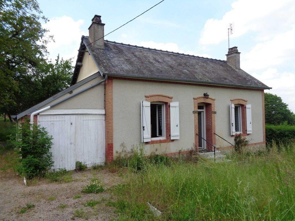Achat maison 2chambres 75m² - Saint-Benin-des-Bois