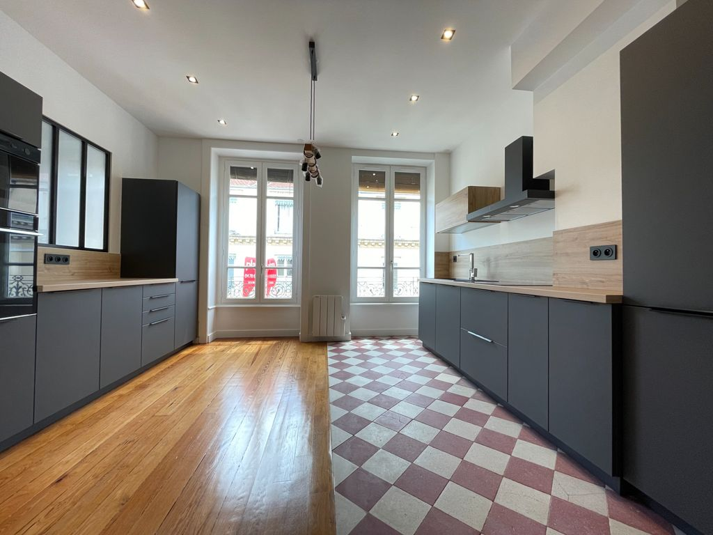 Achat appartement 2pièces 55m² - Lyon 6ème arrondissement
