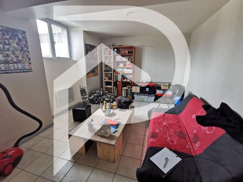 Achat maison 1chambre 57m² - Oloron-Sainte-Marie