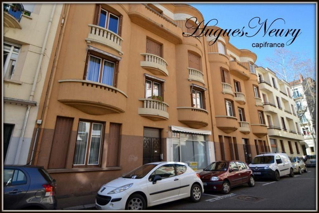 Achat appartement 3pièces 68m² - Vichy