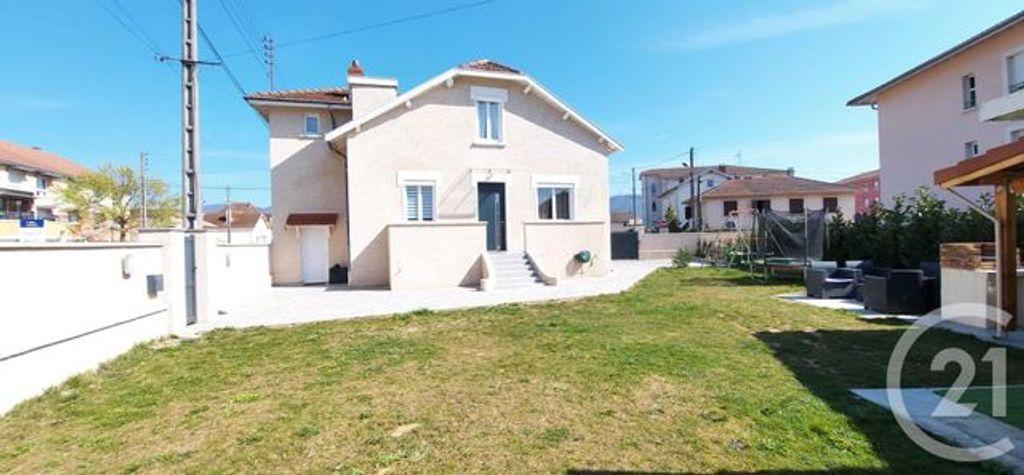 Achat maison 4chambres 168m² - Ambérieu-en-Bugey