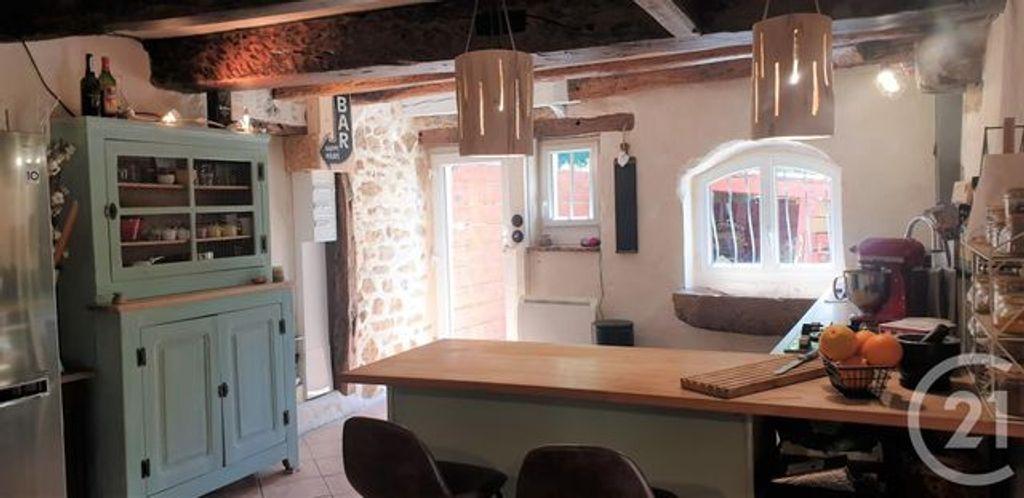 Achat maison 3 chambre(s) - La Burbanche