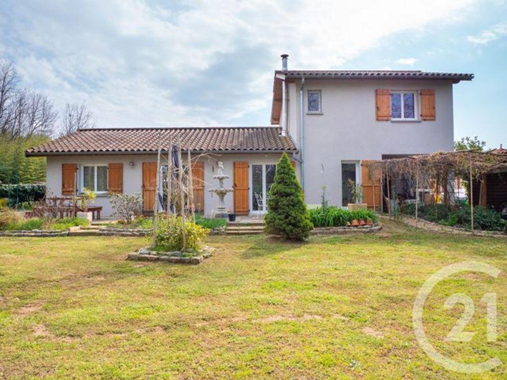 Achat maison 4chambres 120m² - Cormoranche-sur-Saône
