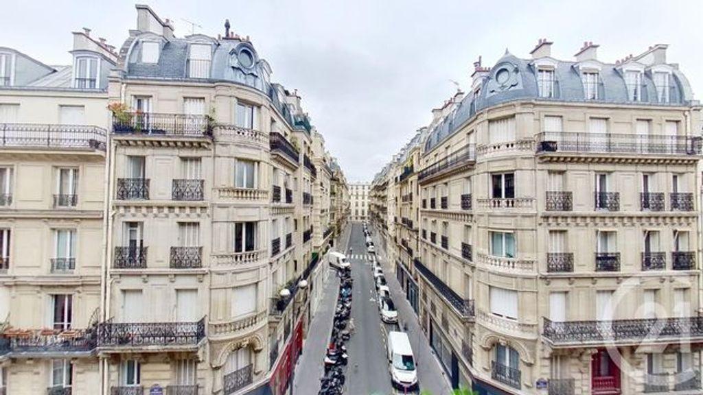 Achat appartement 2pièces 34m² - Paris 9ème arrondissement