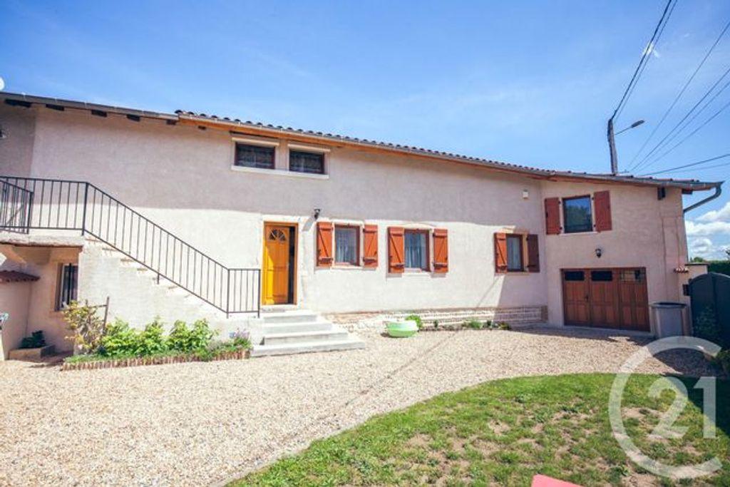 Achat maison 4chambres 125m² - Toussieux