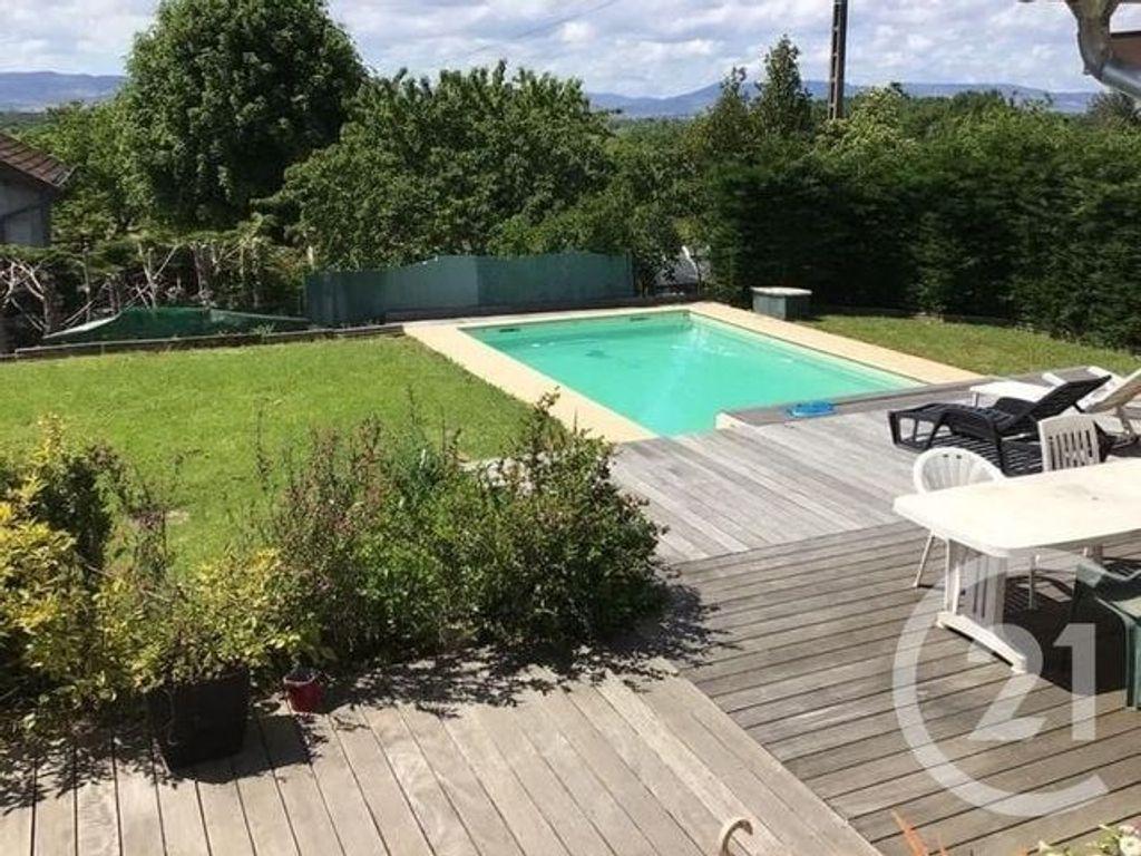 Achat maison 4chambres 125m² - Messimy-sur-Saône