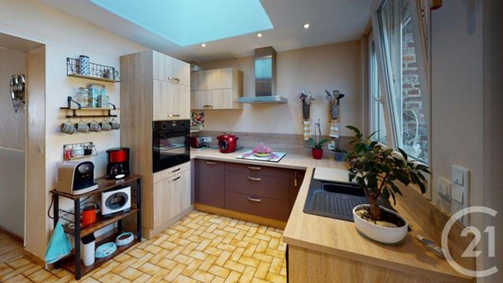 Achat maison 3chambres 114m² - Saint-Quentin