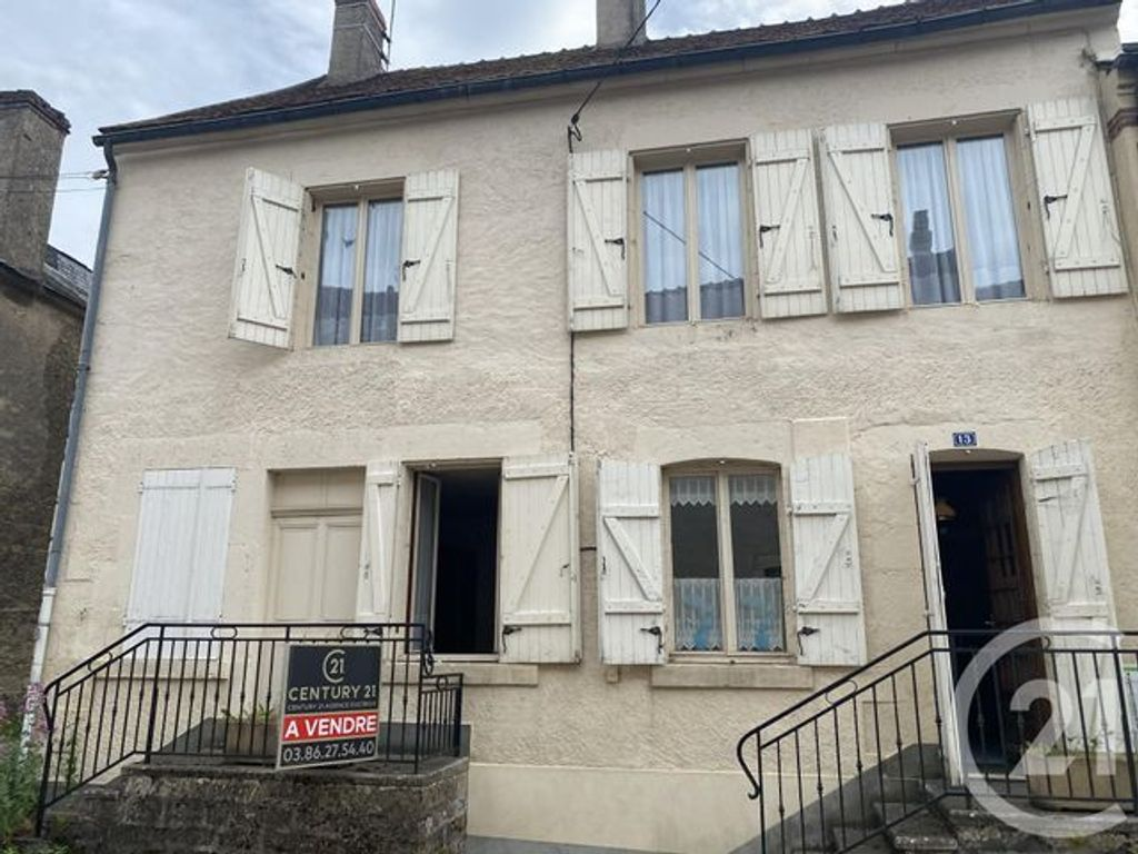 Achat maison 3chambres 105m² - Champlemy