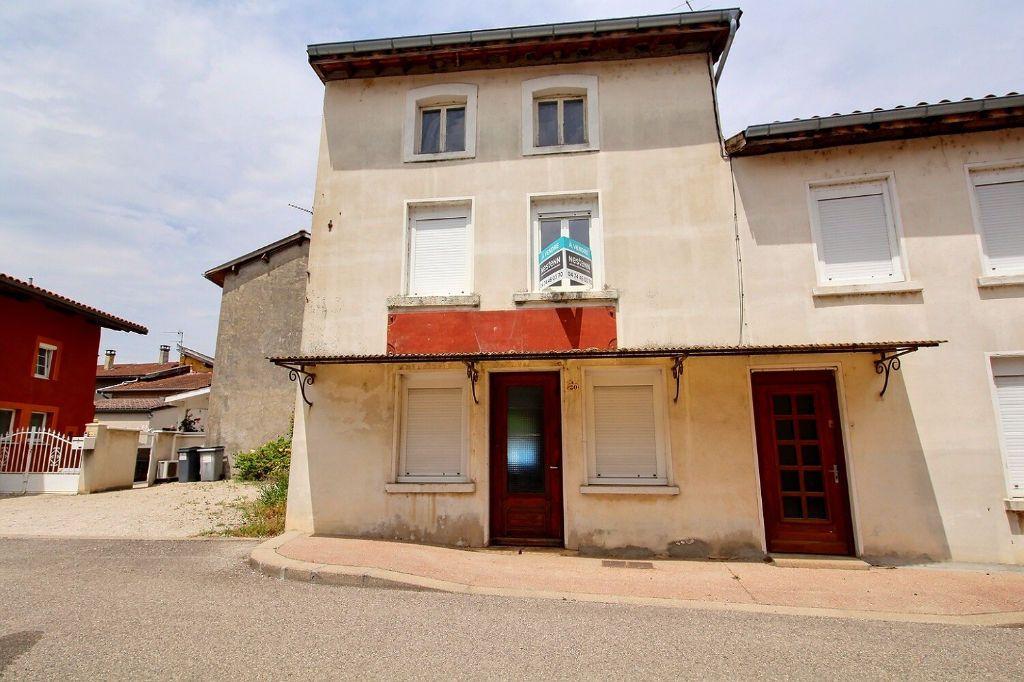 Achat maison 2chambres 81m² - Château-Gaillard