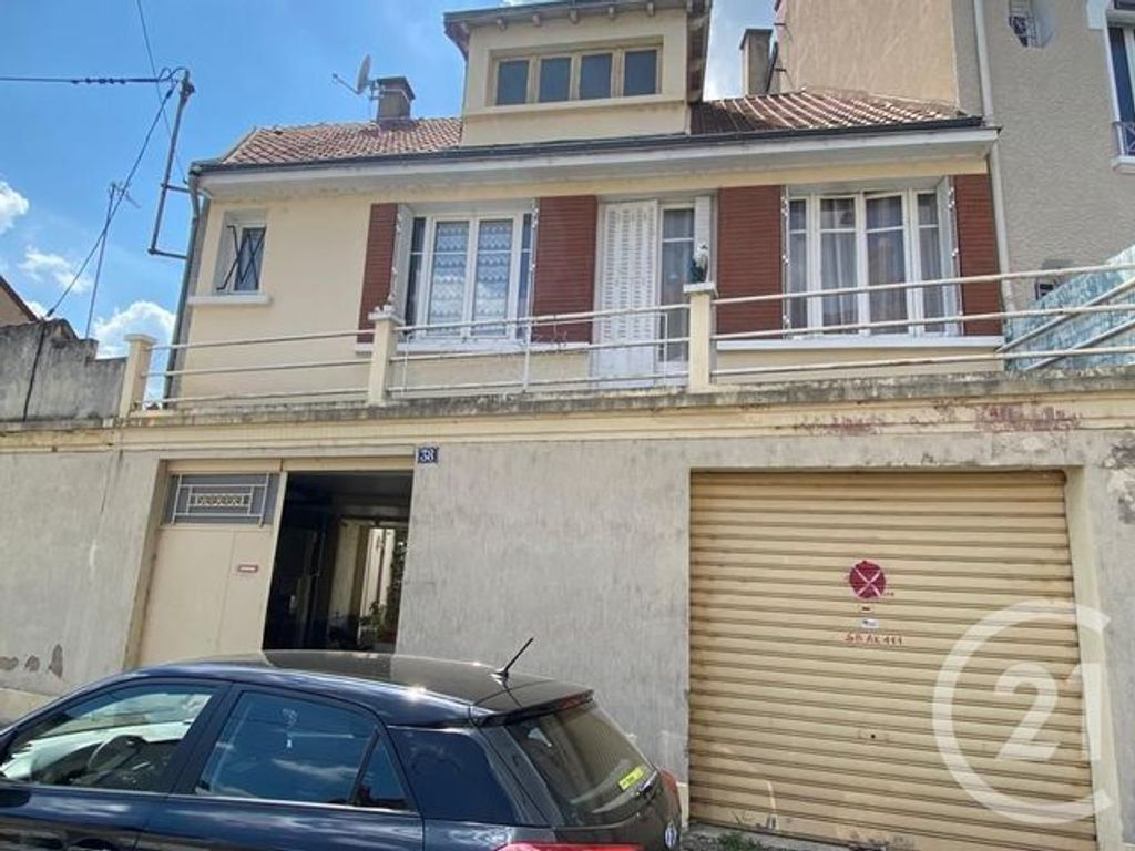 Achat maison 1chambre 75m² - Montluçon