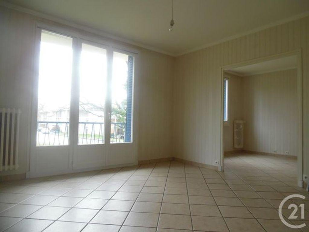 Achat appartement 4pièces 85m² - Montluçon