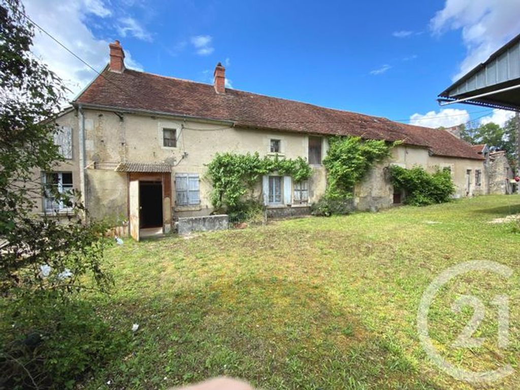 Achat maison 2chambres 64m² - Bouhy