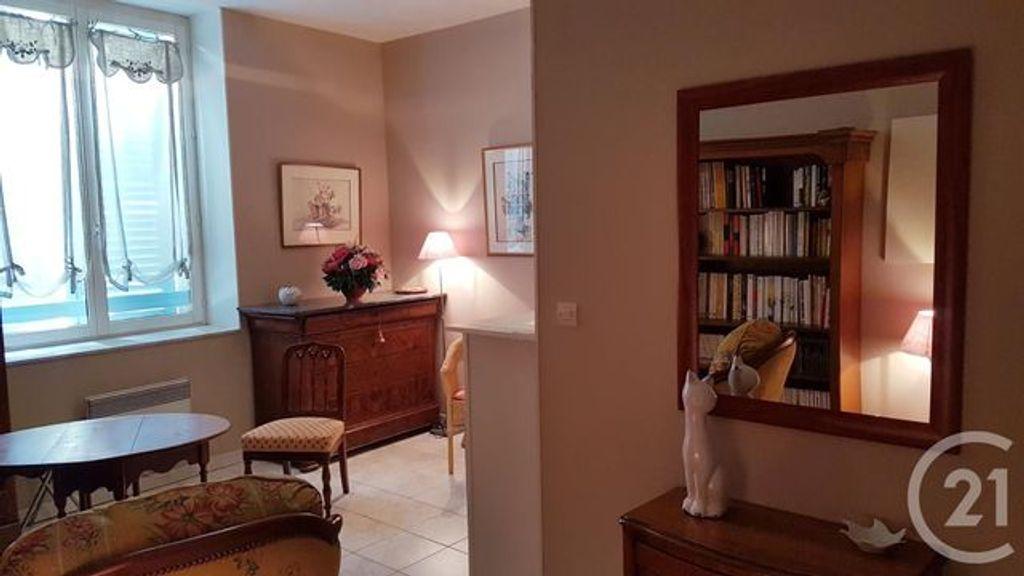 Achat appartement 2pièces 33m² - Cosne-Cours-sur-Loire