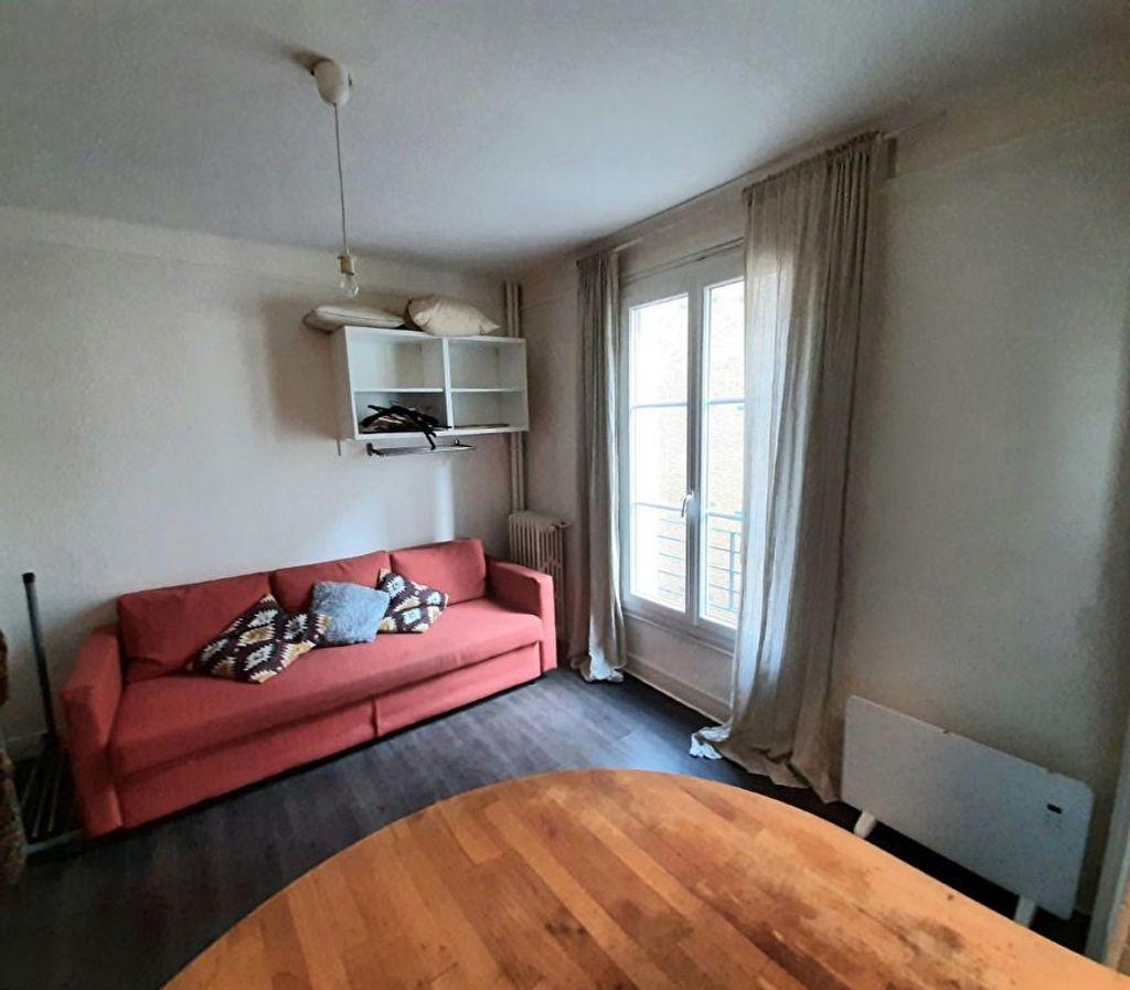 Achat studio 17m² - Paris 13ème arrondissement