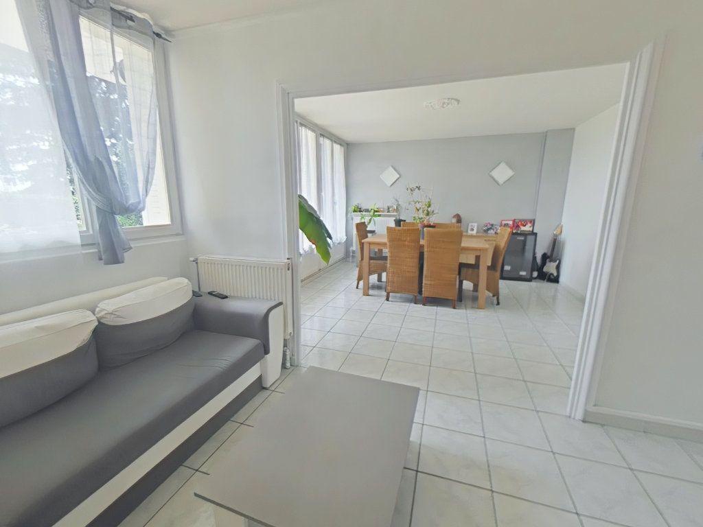 Achat appartement 4pièces 71m² - Romans-sur-Isère