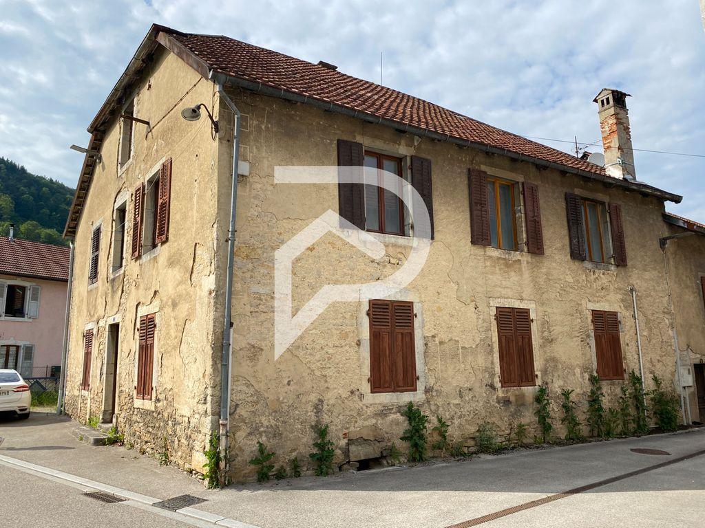 Achat maison 5chambres 110m² - Villars-sous-Dampjoux