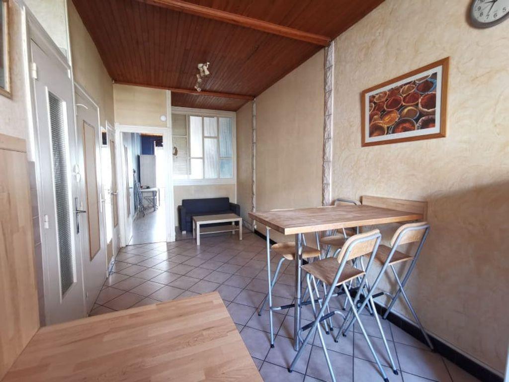 Achat appartement 2pièces 40m² - Lyon 7ème arrondissement