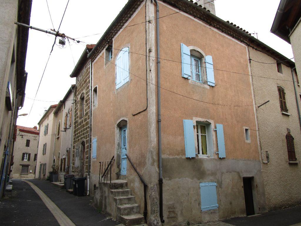 Achat maison 1chambre 50m² - Langeac
