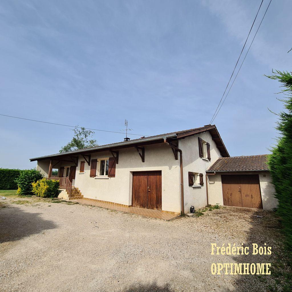 Achat maison 3chambres 140m² - Grièges