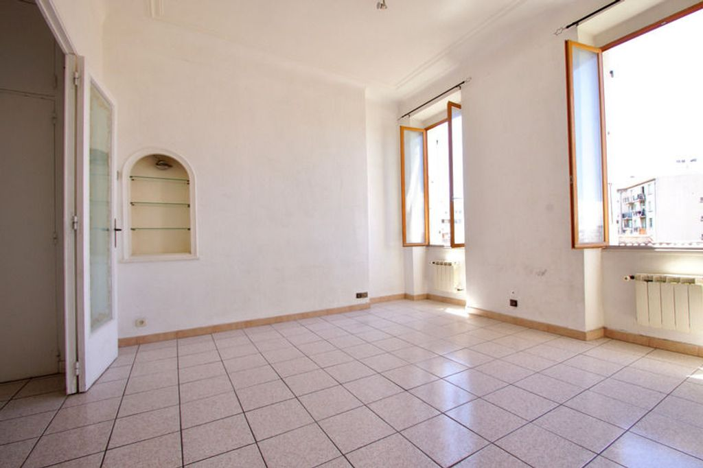 Achat appartement 2pièces 42m² - Marseille 1er arrondissement