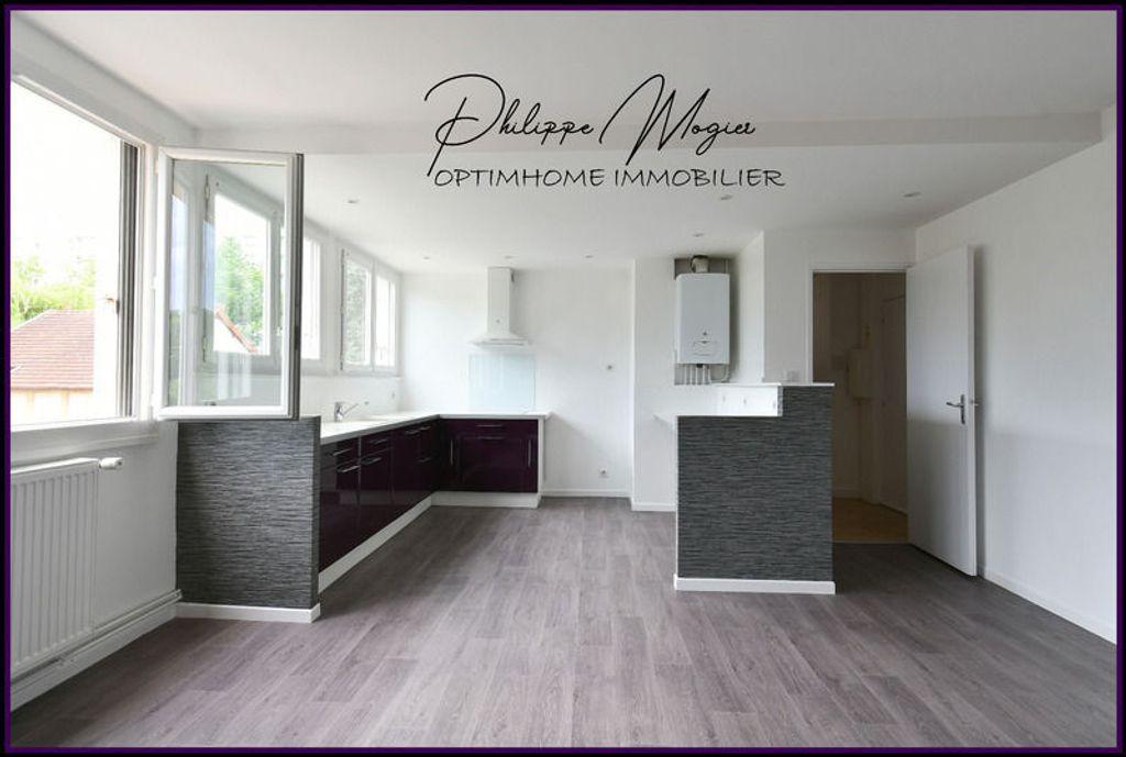 Achat appartement 3pièces 63m² - Vichy