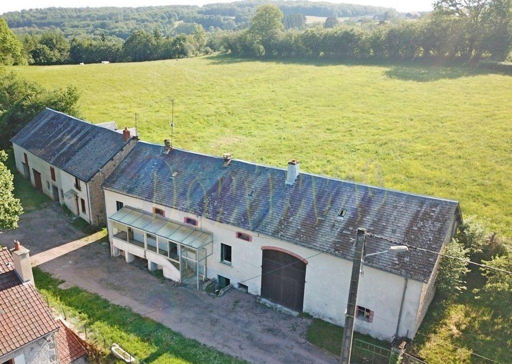 Achat maison 5chambres 138m² - Montsauche-les-Settons