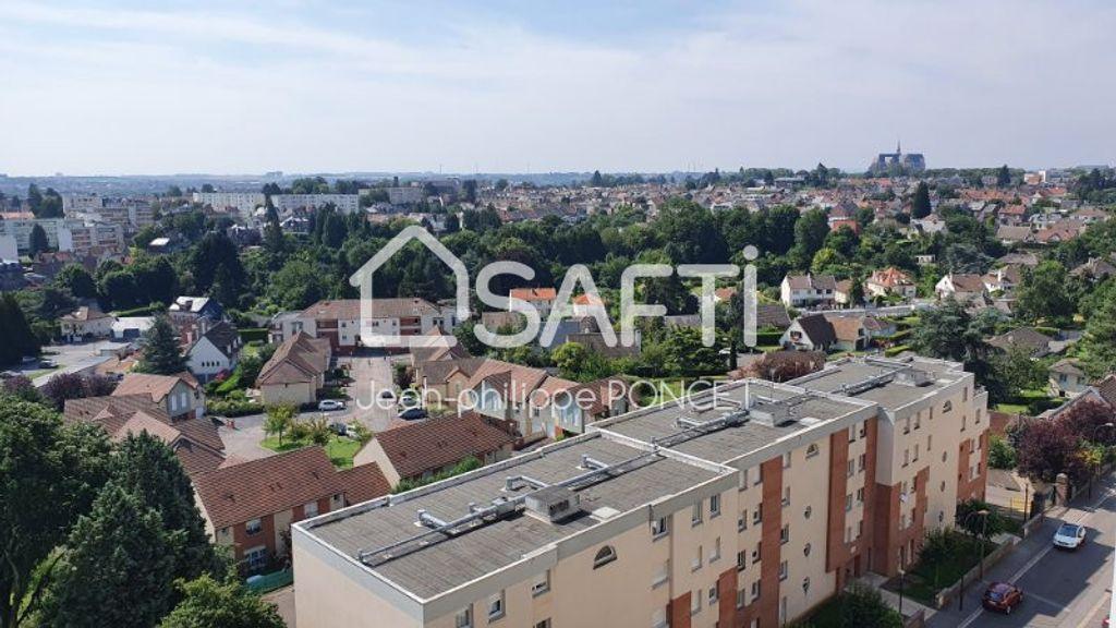 Achat appartement 5pièces 91m² - Saint-Quentin