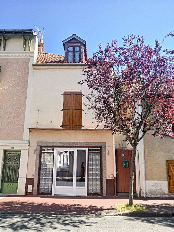 Achat maison 2chambres 110m² - Vichy