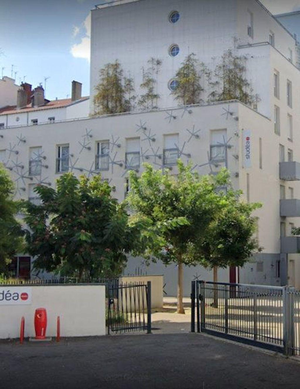 Achat studio 19m² - Lyon 7ème arrondissement