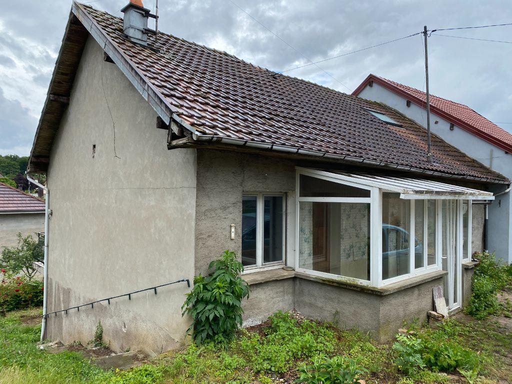 Achat maison 4chambres 105m² - Héricourt