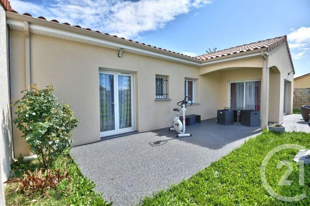 Achat maison 3chambres 106m² - Mours-Saint-Eusèbe