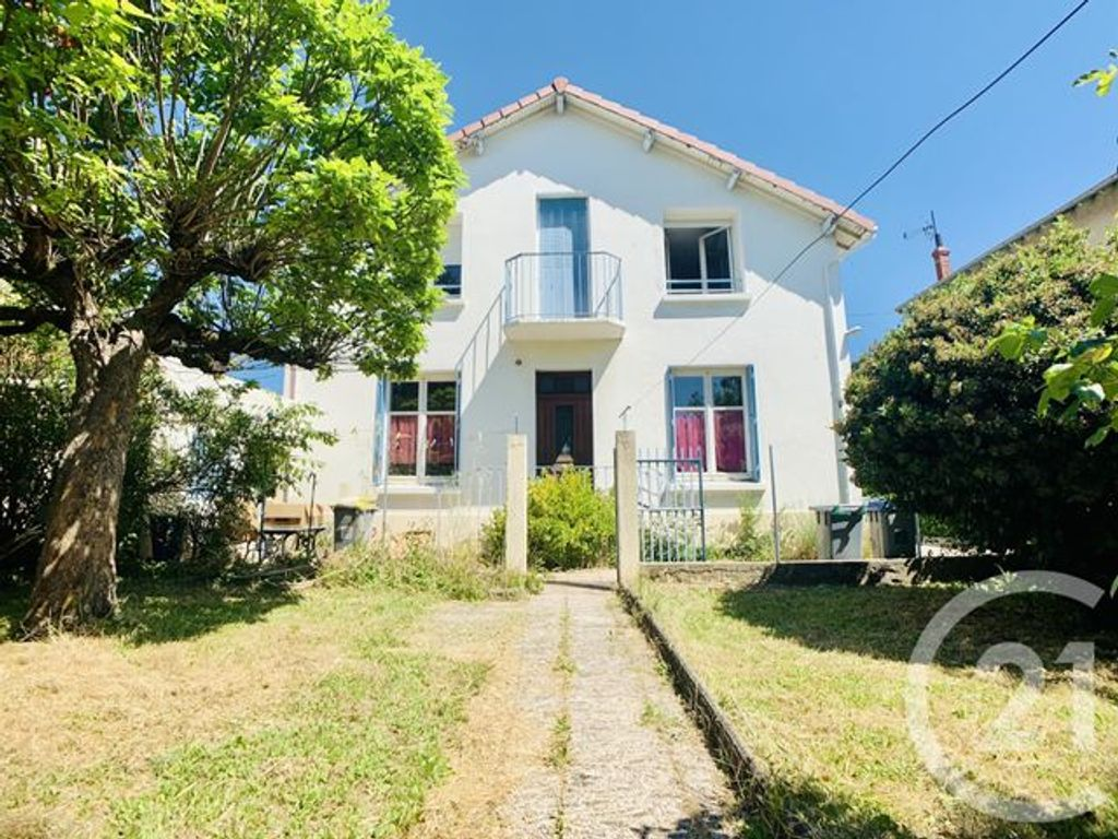 Achat maison 4chambres 125m² - Bourg-lès-Valence