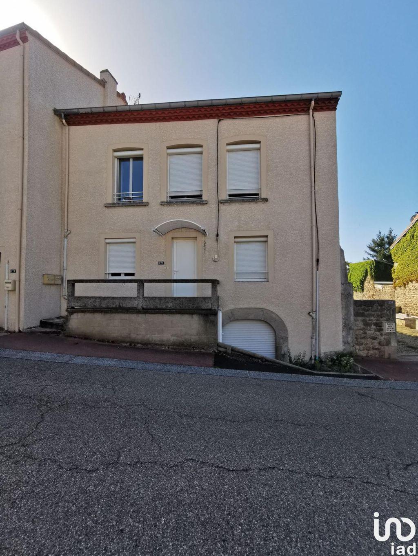 Achat appartement 2pièces 50m² - La Chapelle-d'Aurec