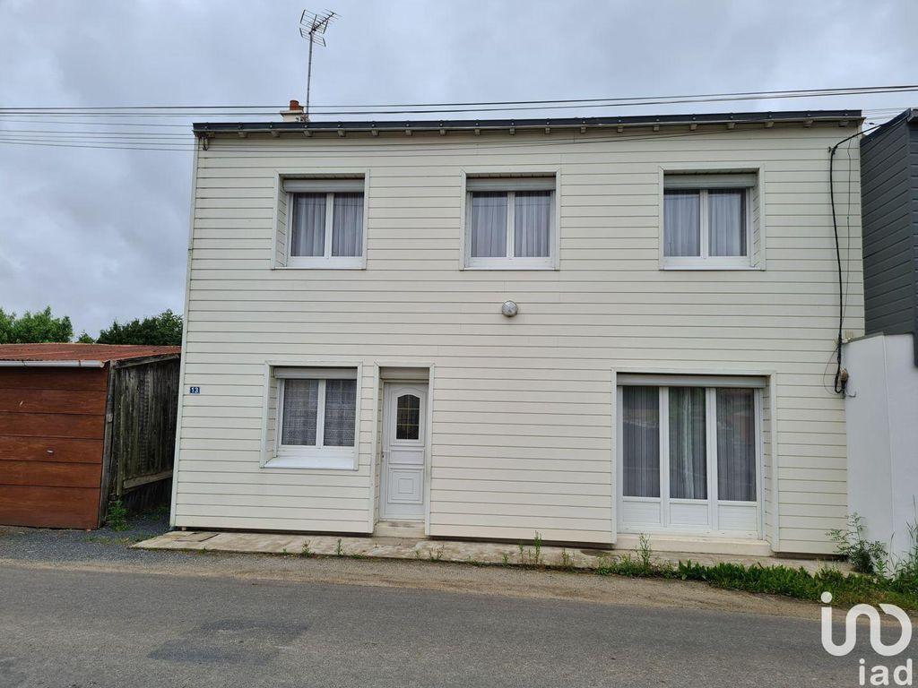 Achat maison 2chambres 87m² - La Planche