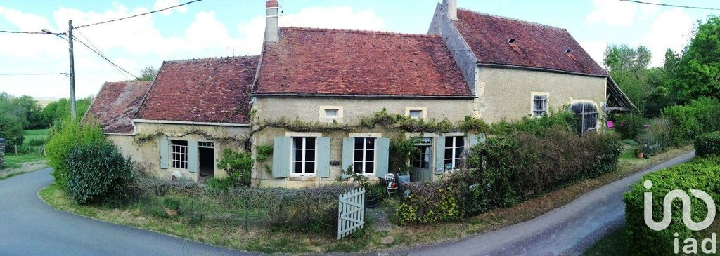 Achat maison 2chambres 111m² - Champlemy