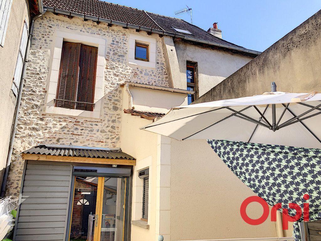 Achat maison 2chambres 87m² - Montluçon