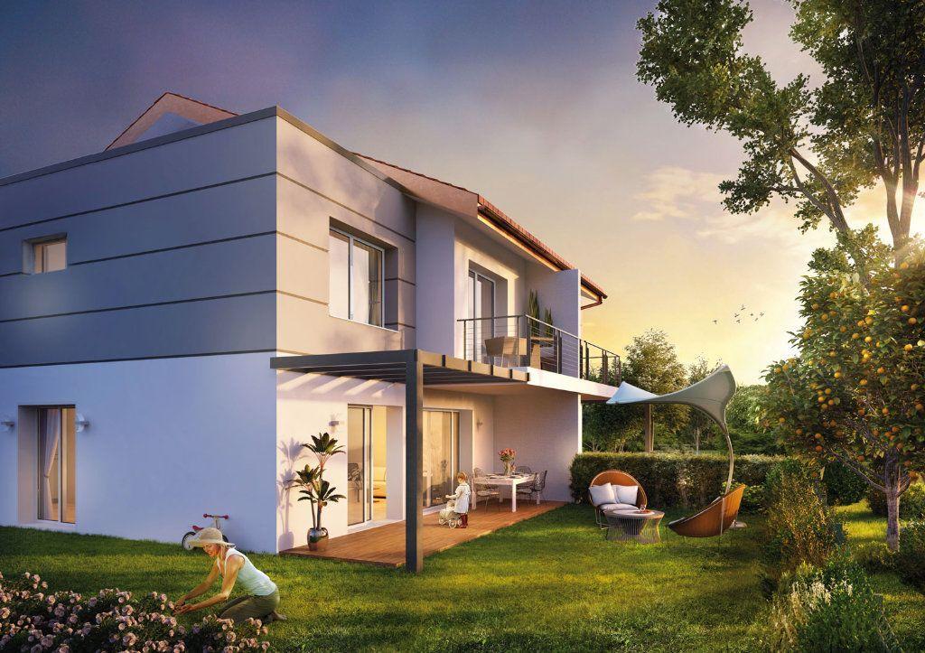 Achat maison 4chambres 125m² - Sergy