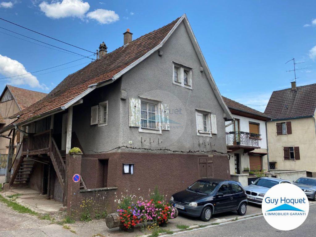 Achat maison 2chambres 75m² - Kintzheim