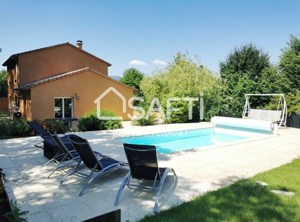 Achat maison 4chambres 161m² - Sainte-Eulalie-en-Royans