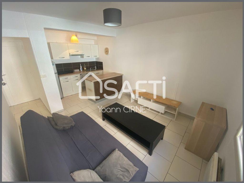 Achat appartement 2pièces 37m² - Marseille 5ème arrondissement