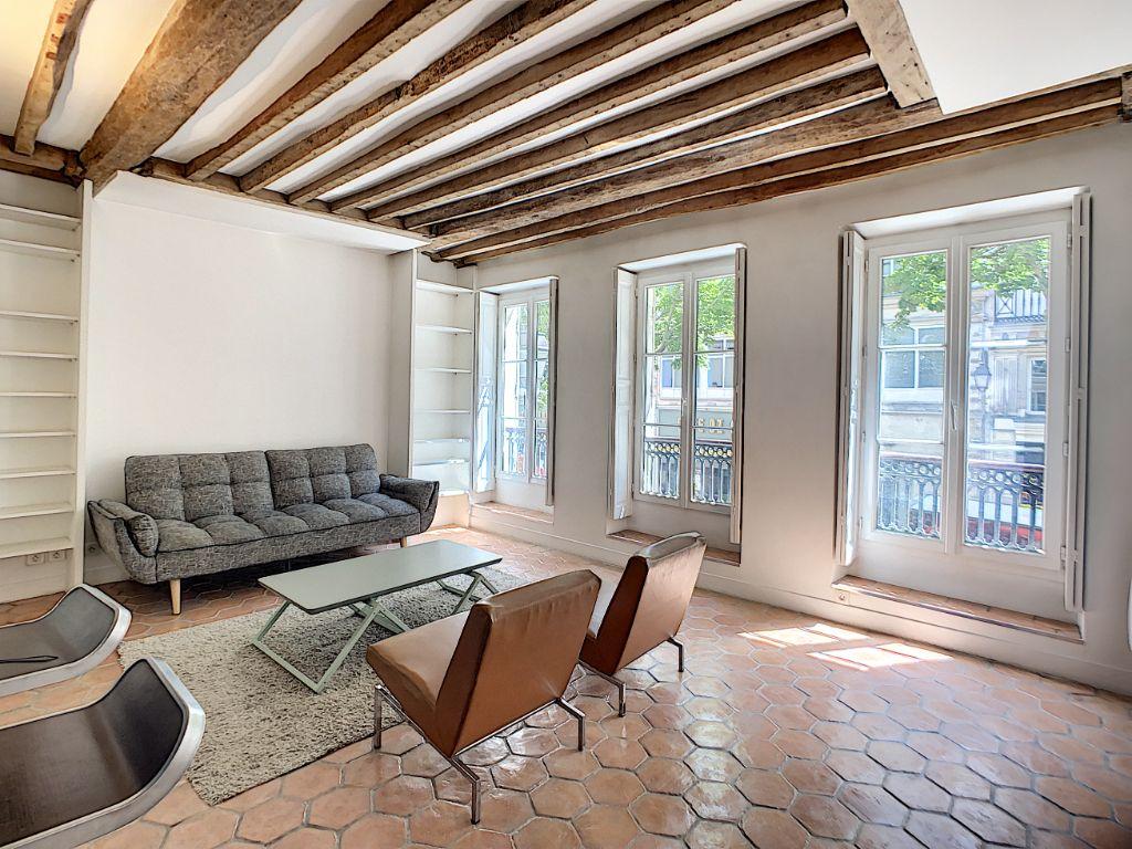 Achat appartement 2pièces 51m² - Paris 1er arrondissement