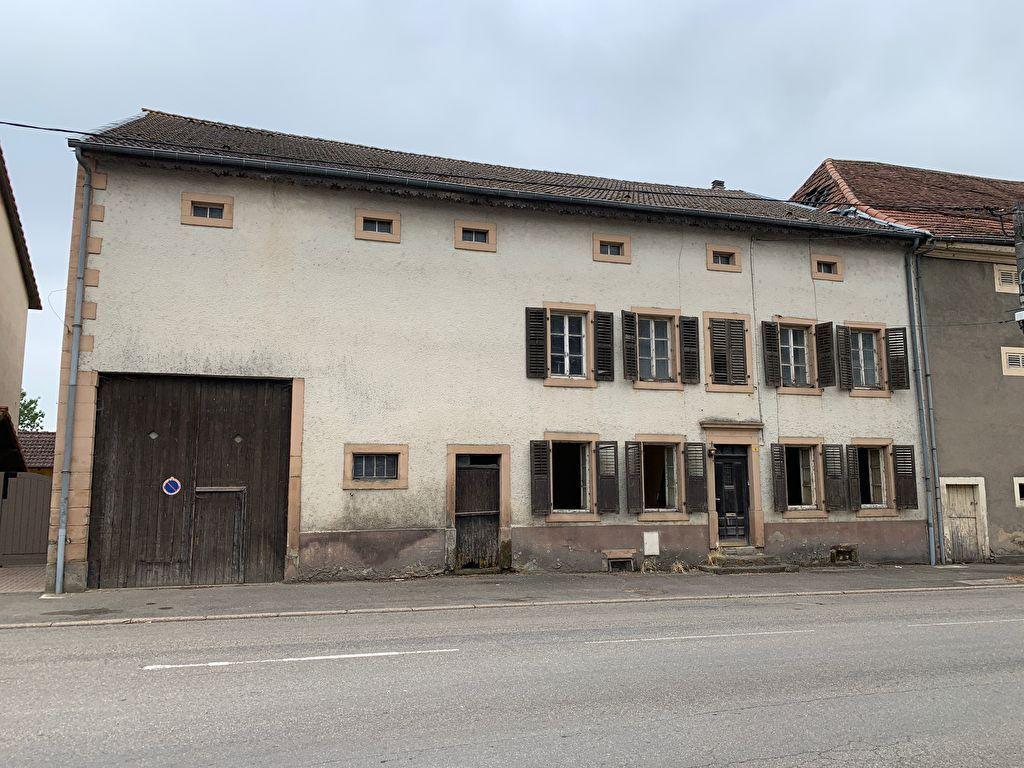 Achat maison 5chambres 200m² - Albestroff