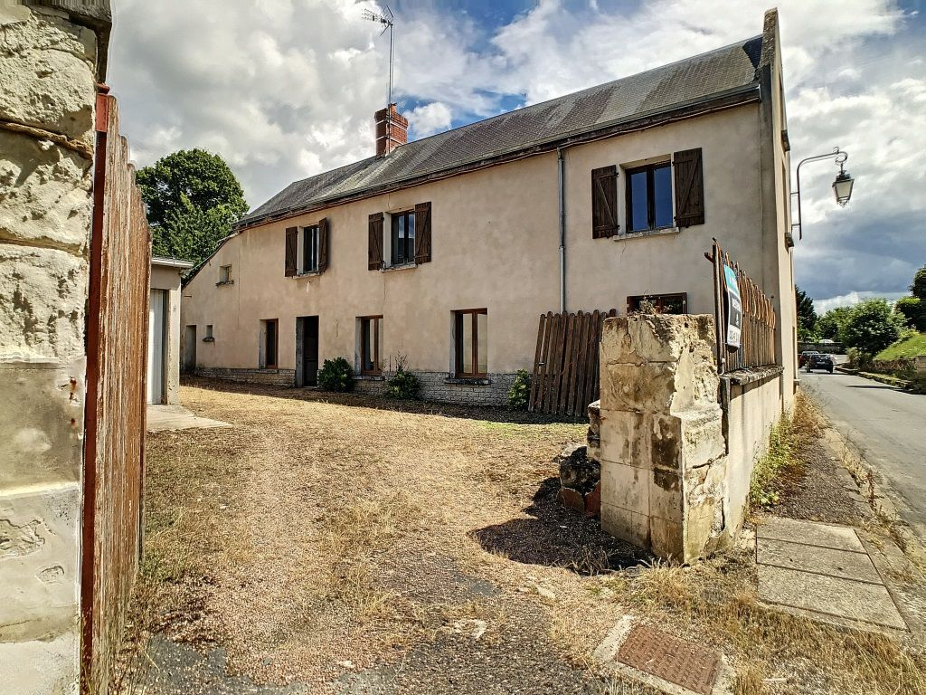 Achat maison 3chambres 85m² - Fontevraud-l'Abbaye