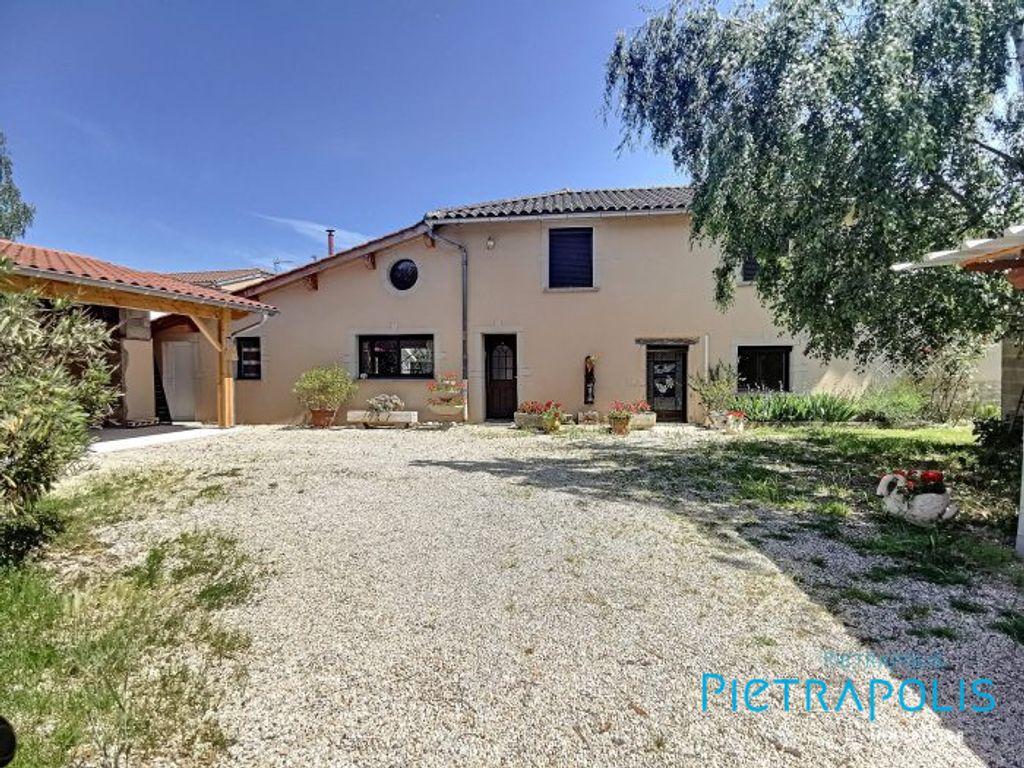 Achat maison 3chambres 133m² - Saint-Paul-de-Varax