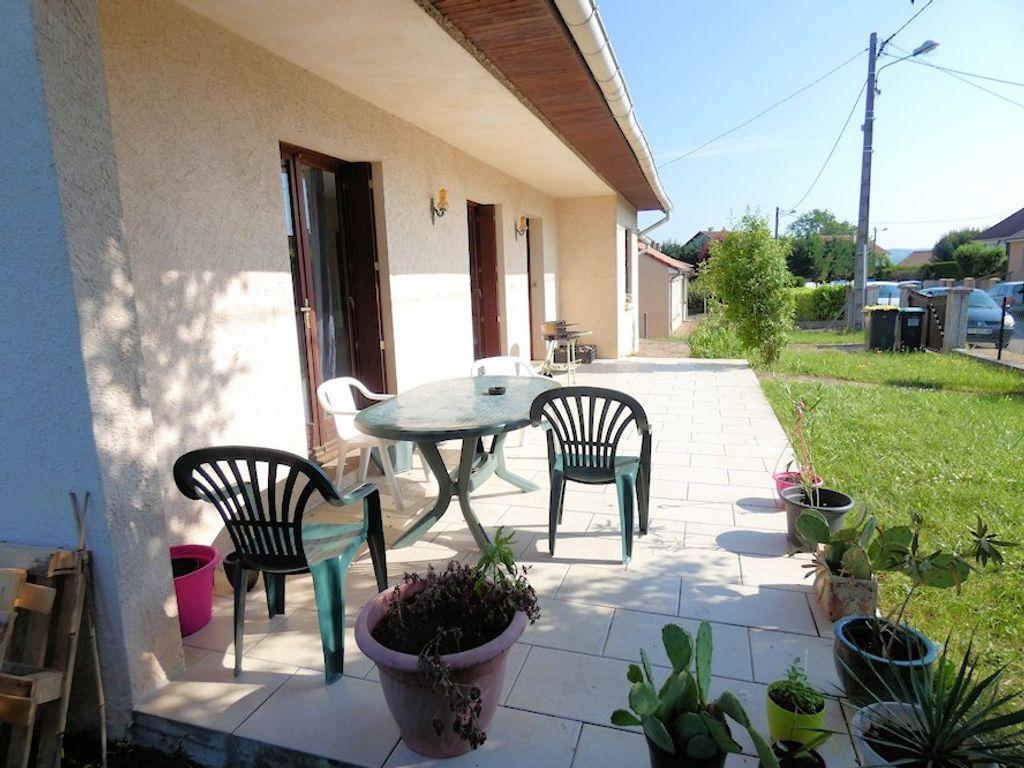 Achat maison 3chambres 90m² - Bellerive-sur-Allier